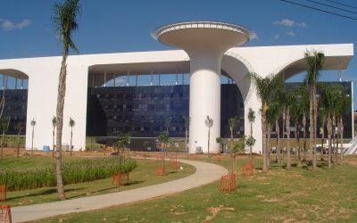 Centro Administrativo – Belo Horizonte