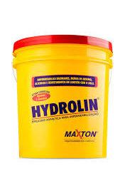 Hydrolin – Balde 18Kg ou Tambor 200Kg