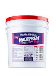 Maxpren Top Branco e Cinza – Balde 18Kg